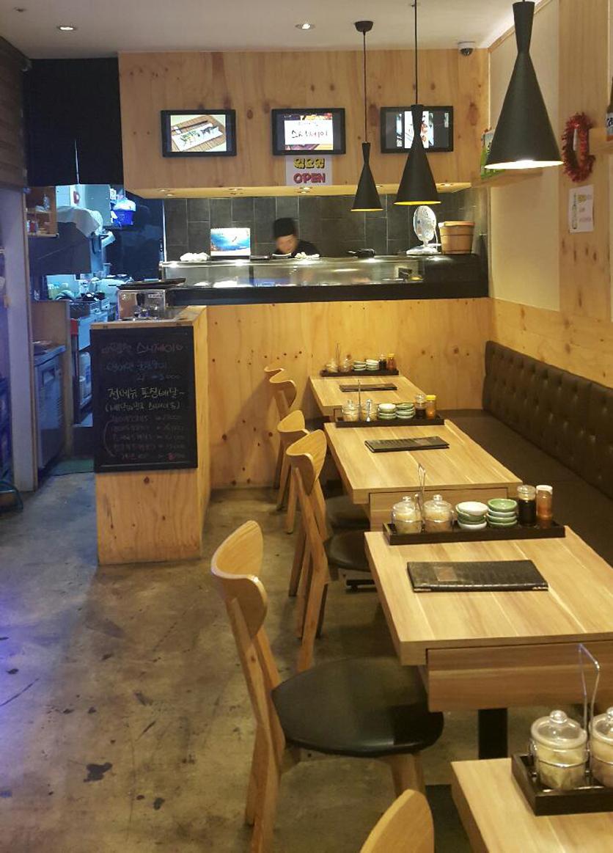 인천논현동 호구포역 맛집 쉐프가 하는 스시제이