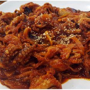 인천논현동맛집 황제쭈꾸미 매콤한 불맛 추천
