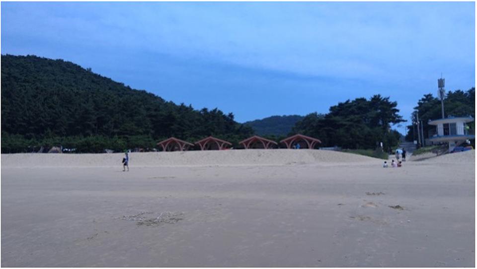 대이작도-해변