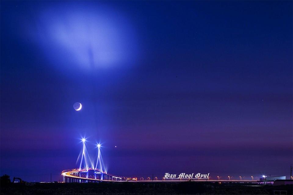 인천대교-초승달