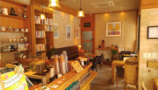 호구포역-커피-맛집