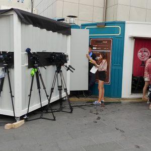 백종원의 골목식당 신포동 촬영현장 눈꽃마을 청년몰 다녀와서