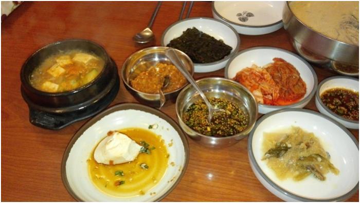 인천논현동-곤드레밥집-반찬