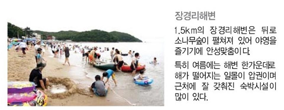 장경리-해변