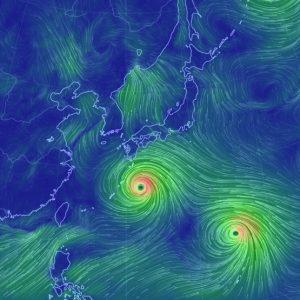 태풍 솔릭 실시간 경로확인 및 태풍대비 국민행동요령