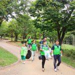 인천논현동 주민들과 함께한 중앙공원 환경정화 봉사활동