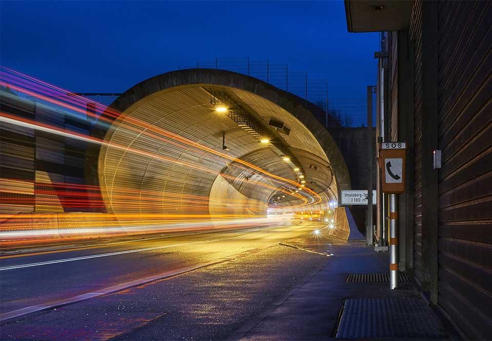 터널-통행료