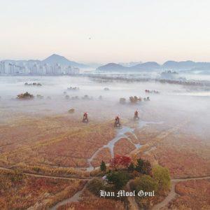 인천논현동 소래생태공원의 가을색