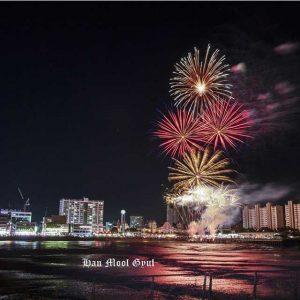 2018 소래포구축제 불꽃놀이