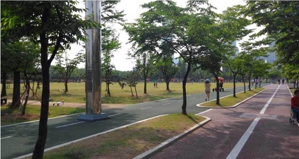 송도-해돋이공원-자전거-도로