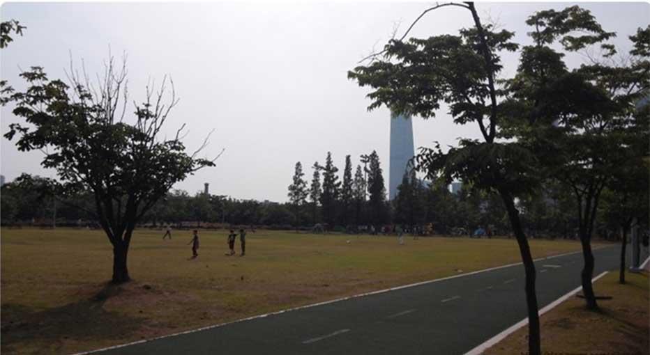 송도-해돋이공원-잔디광장