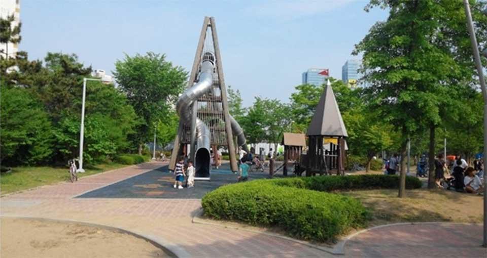 인천 가볼만한곳 송도 해돋이공원 가족나들이 장소 추천