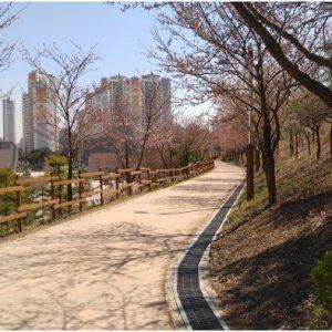 인천논현동 산책, 조깅하기 좋은 곳 호구포 근린공원