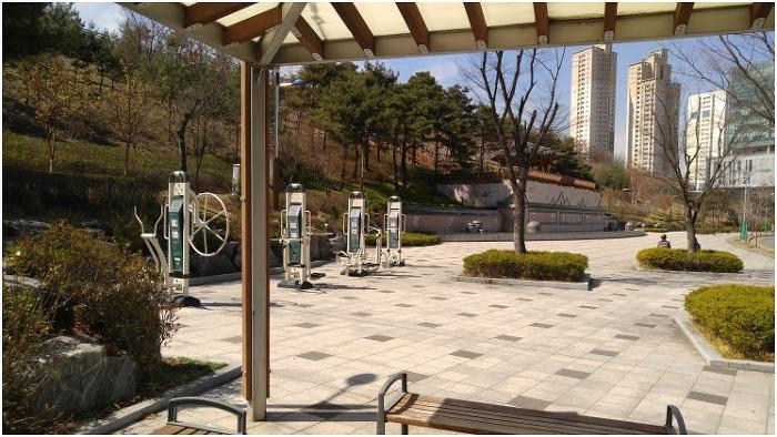 호구포-근린공원-운동코스