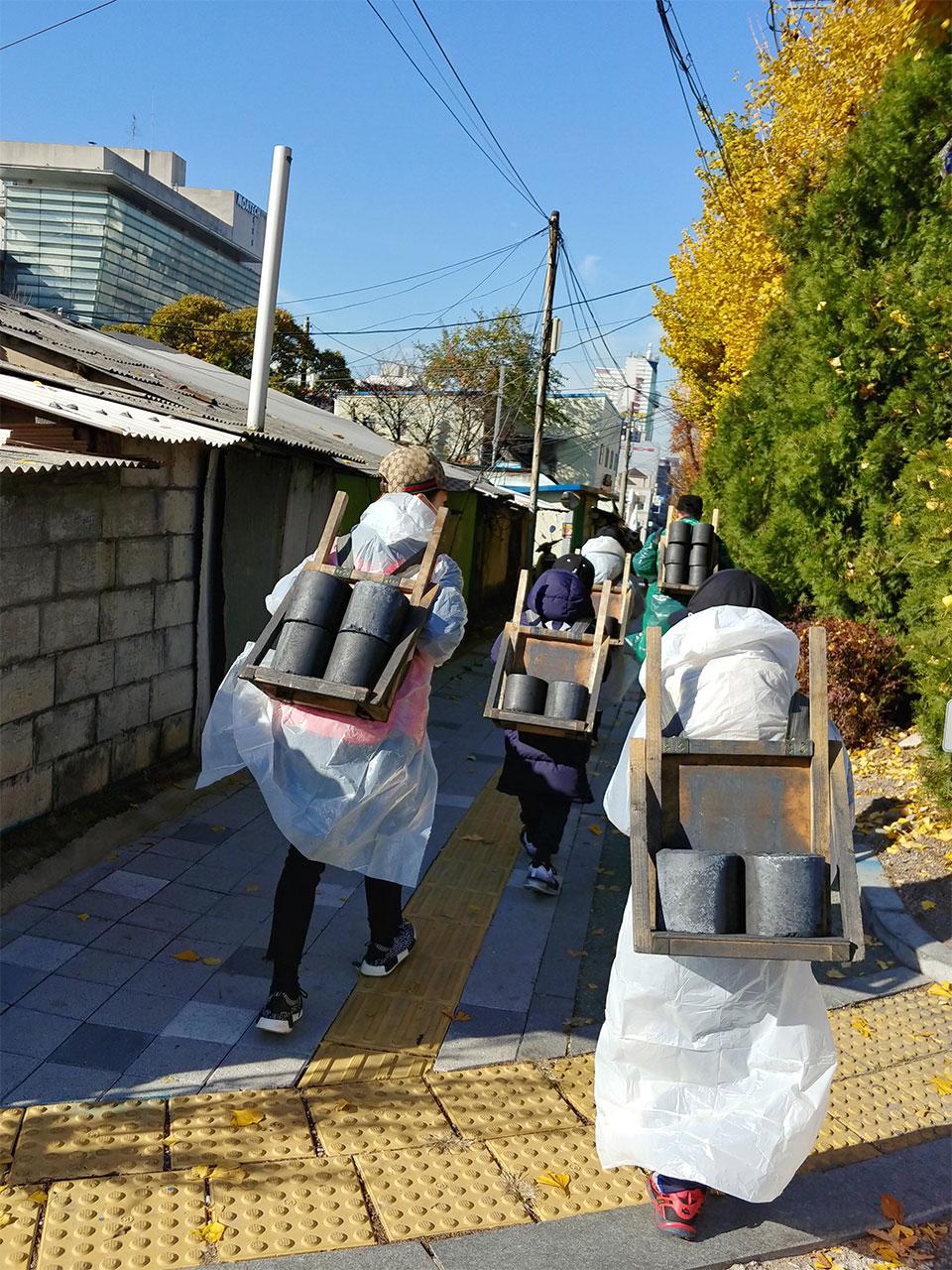 남동구-구월동-남동푸르미-연탄봉사