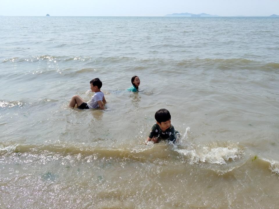 대부도공원 방아머리해수욕장 (1)