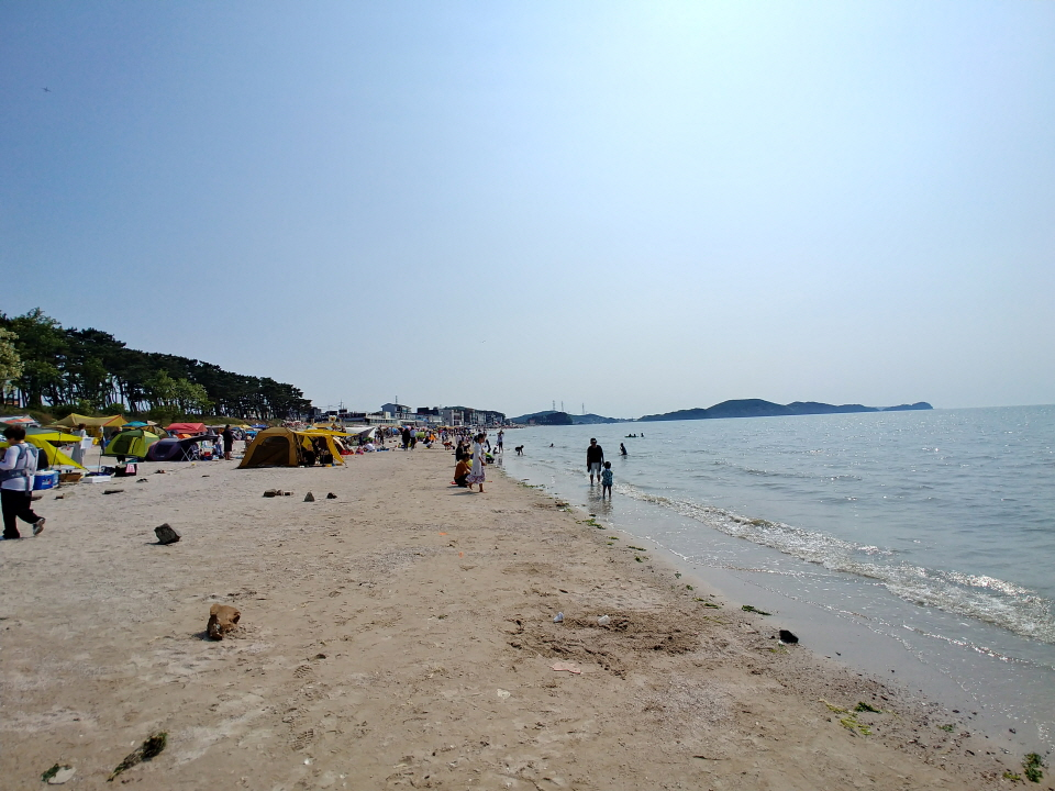 대부도공원 방아머리해수욕장 (2)