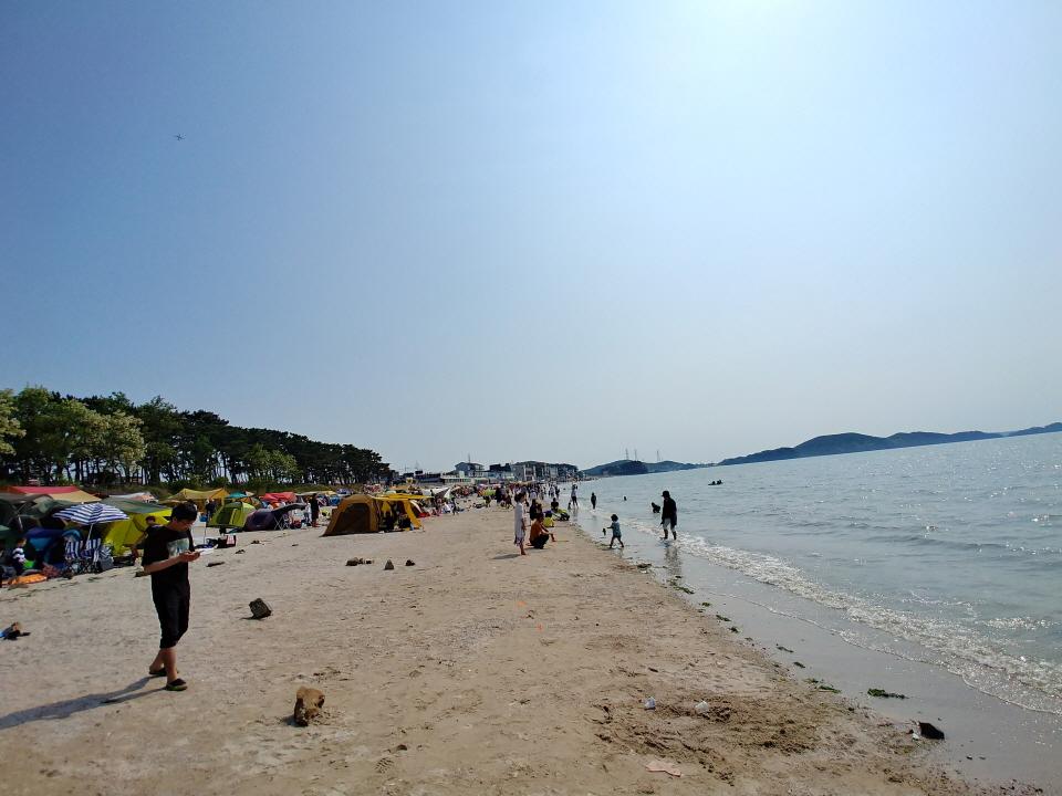 대부도공원 방아머리해수욕장 (3)