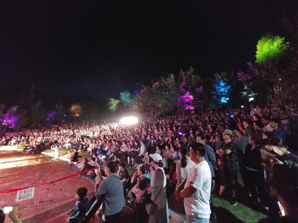 남동구 한여름밤의 꿈 논현포대근린공원 (3)