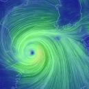 태풍 미탁 대응 실시간 위치 확인