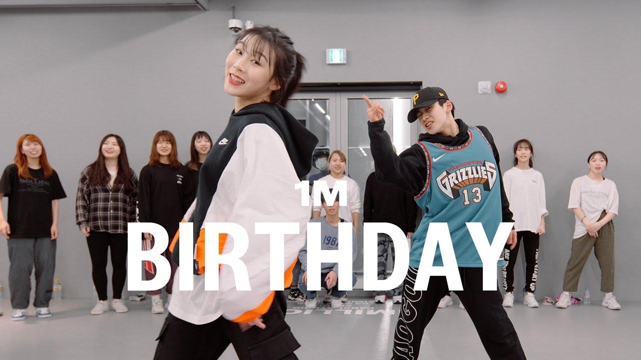 유튜브 댄스 Anne Marie – Birthday / Tina Boo Choreography