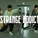 Billie Eilish - my strange addiction / CJ Salvador X Delaney Choreography