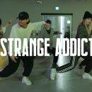 Billie Eilish - my strange addiction / CJ Salvador X Delaney Choreography