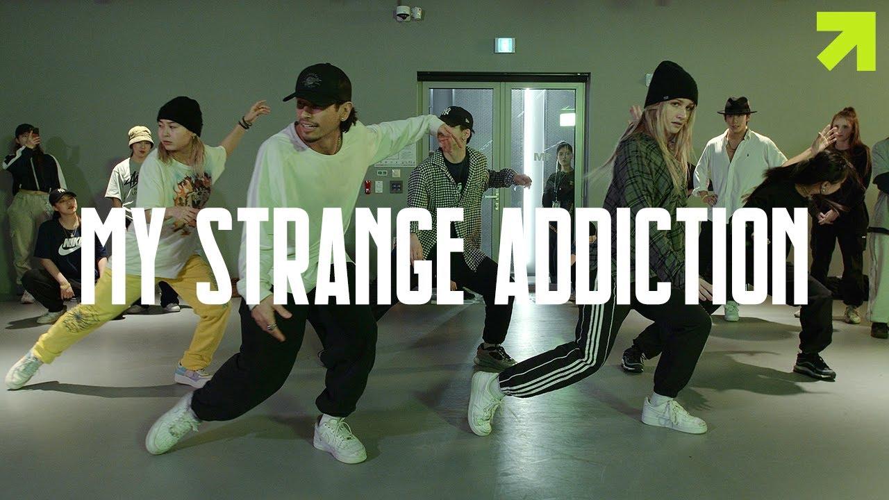 Billie Eilish – my strange addiction / CJ Salvador X Delaney Choreography