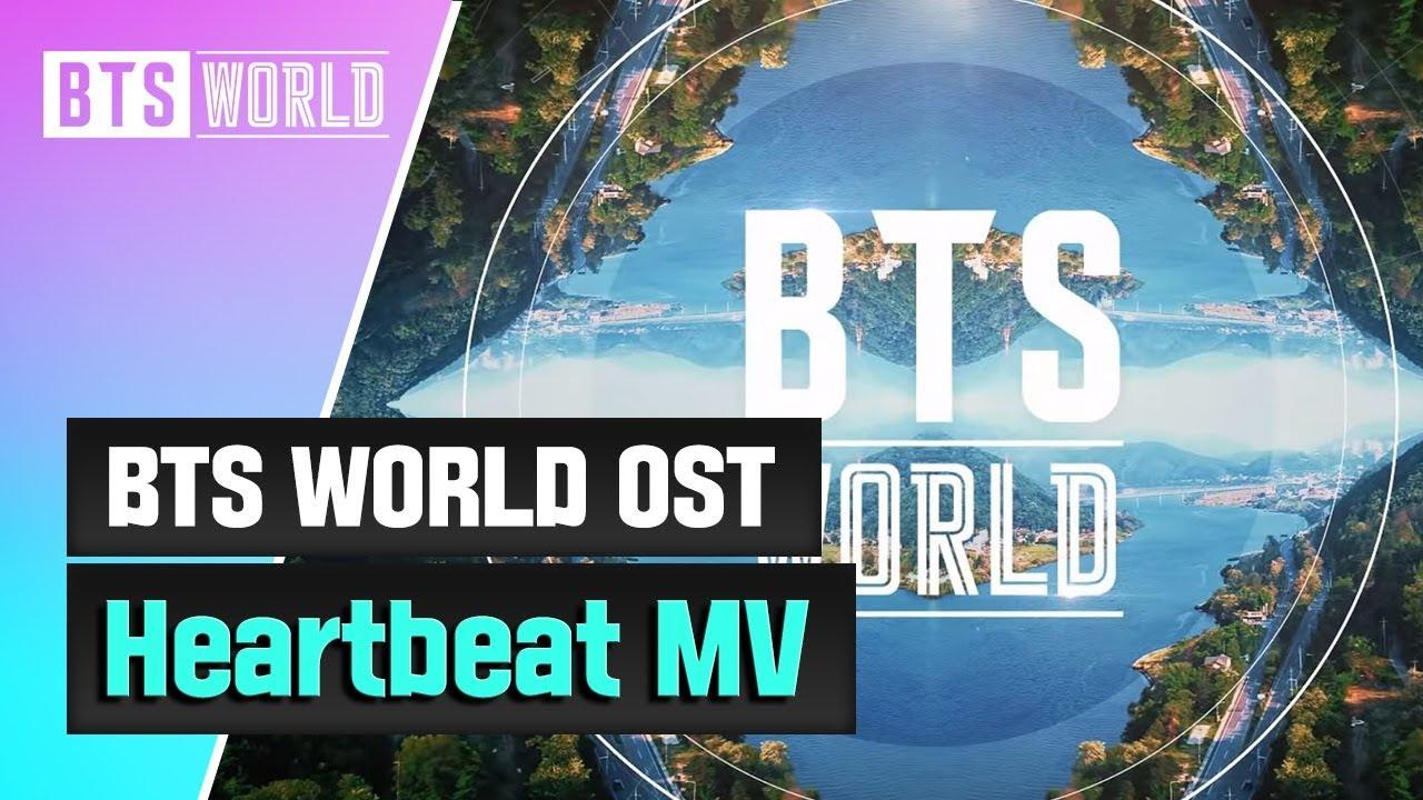 유튜브 동영상 음악 방송 BTS (방탄소년단) 'Heartbeat (BTS WORLD OST)' MV