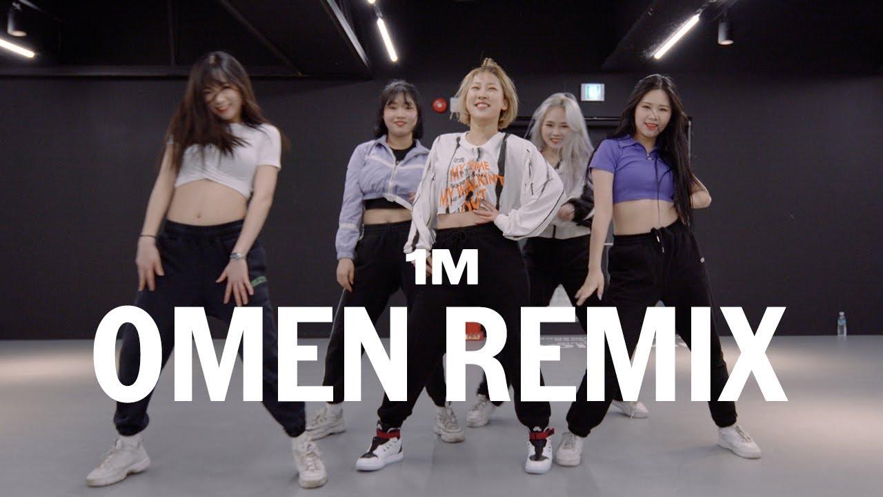 유튜브 댄스 Disclosure – Omen Remix ft. Sam Smith / Jane Kim Choreography