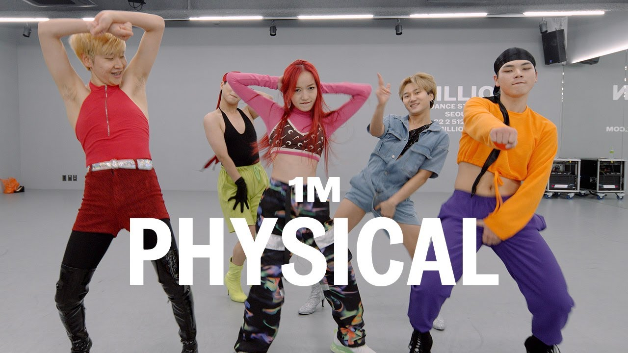 유뷰브 댄스 Dua Lipa – Physical / Yeji Kim Choreography