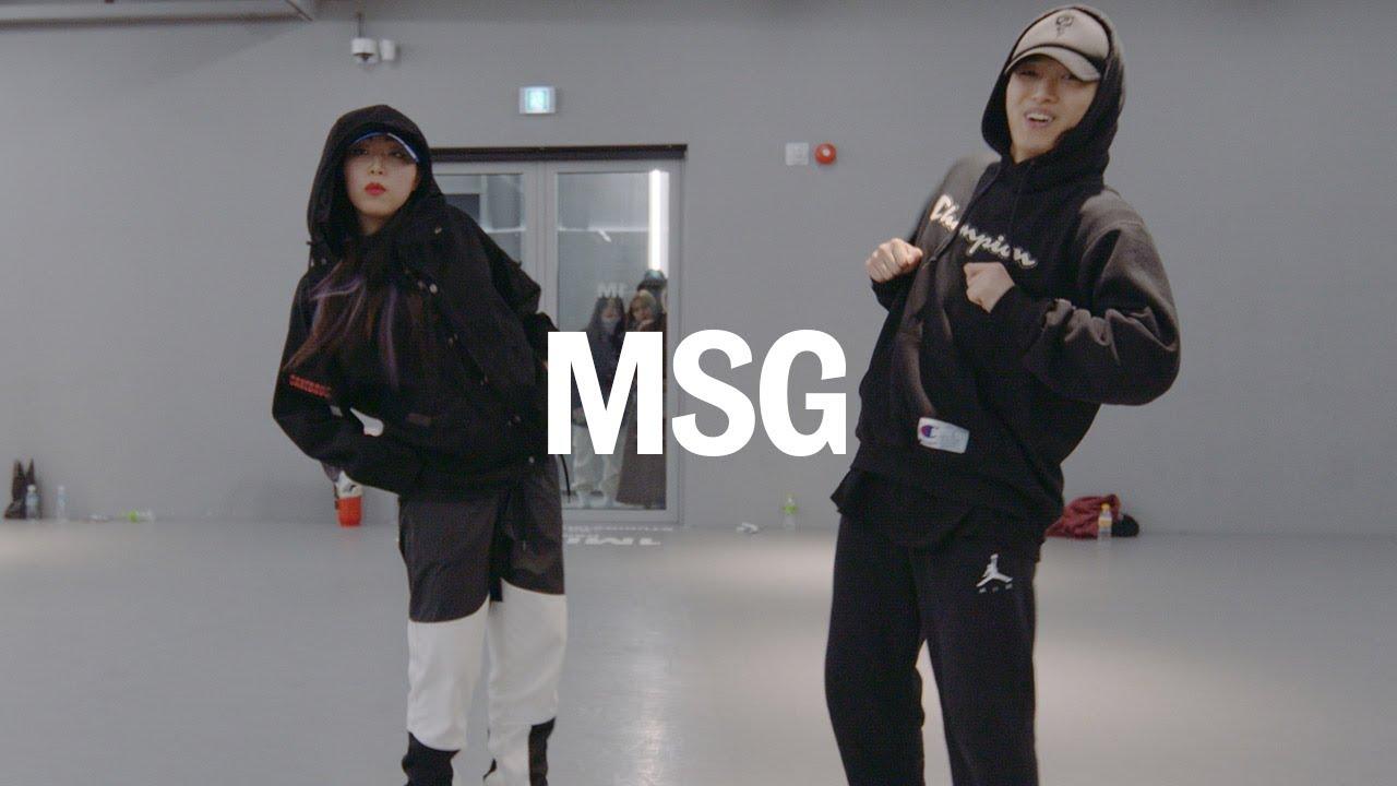 Dynamicduo – MSG / Junsun Yoo Choreography