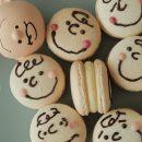 귀여운 찰리브라운~🌟 우유(연유) 마카롱 만들기 : Milk(Condensed milk) Macaron Recipe | Cooking tree