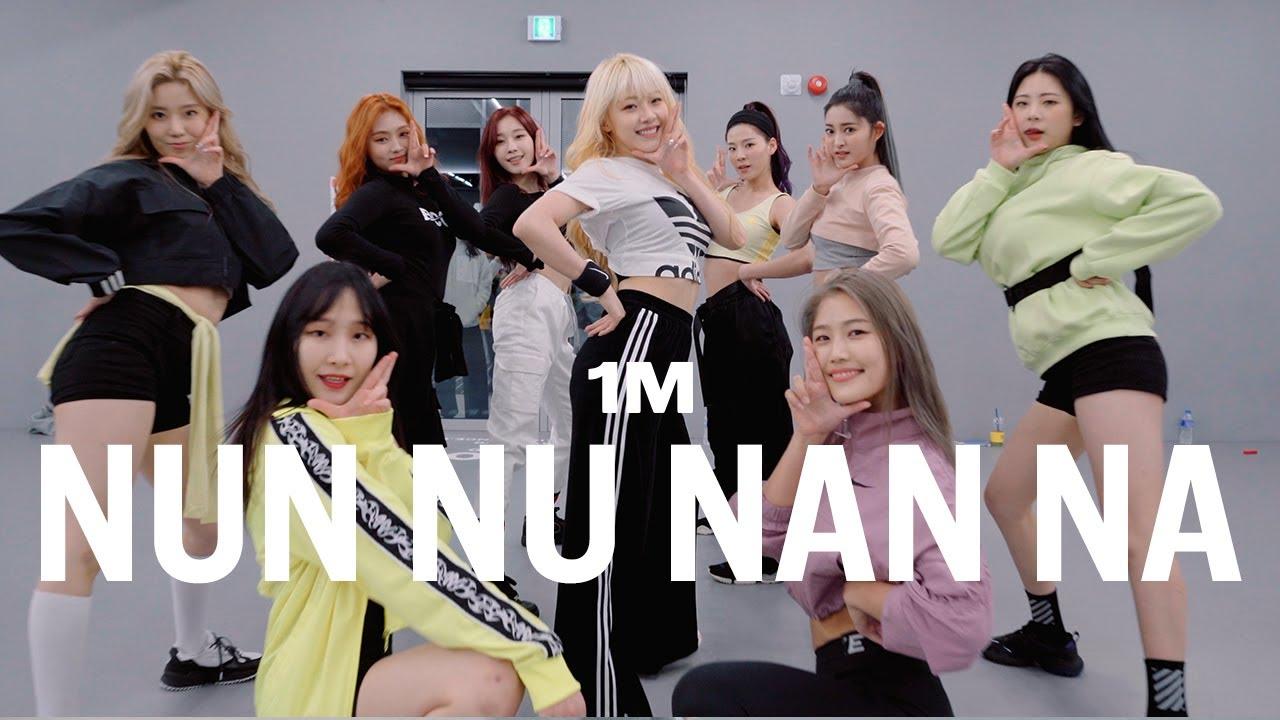 유뷰브 댄스 시그니처 (cignature) – 눈누난나 (Nun Nu Nan Na) / Ara x Woonha Choreography