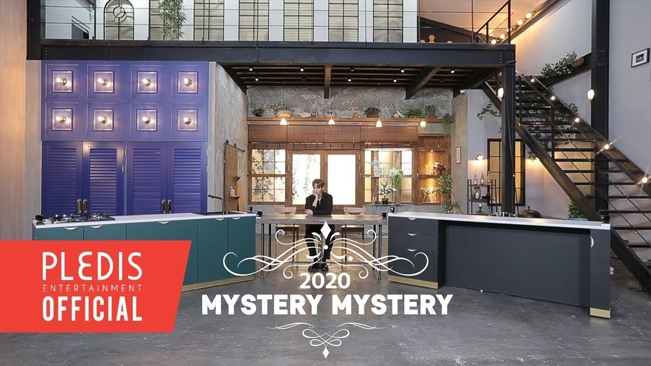 [GOING SEVENTEEN 2020] EP.1 2020 : MYSTERY MYSTERY #1