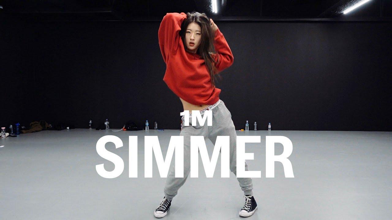 유튜브 댄스 Mahalia – Simmer / Youjin Kim Choreography