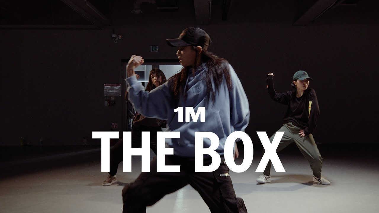 유튜브 댄스 Roddy Ricch – The Box / Yoojung Lee Choreography
