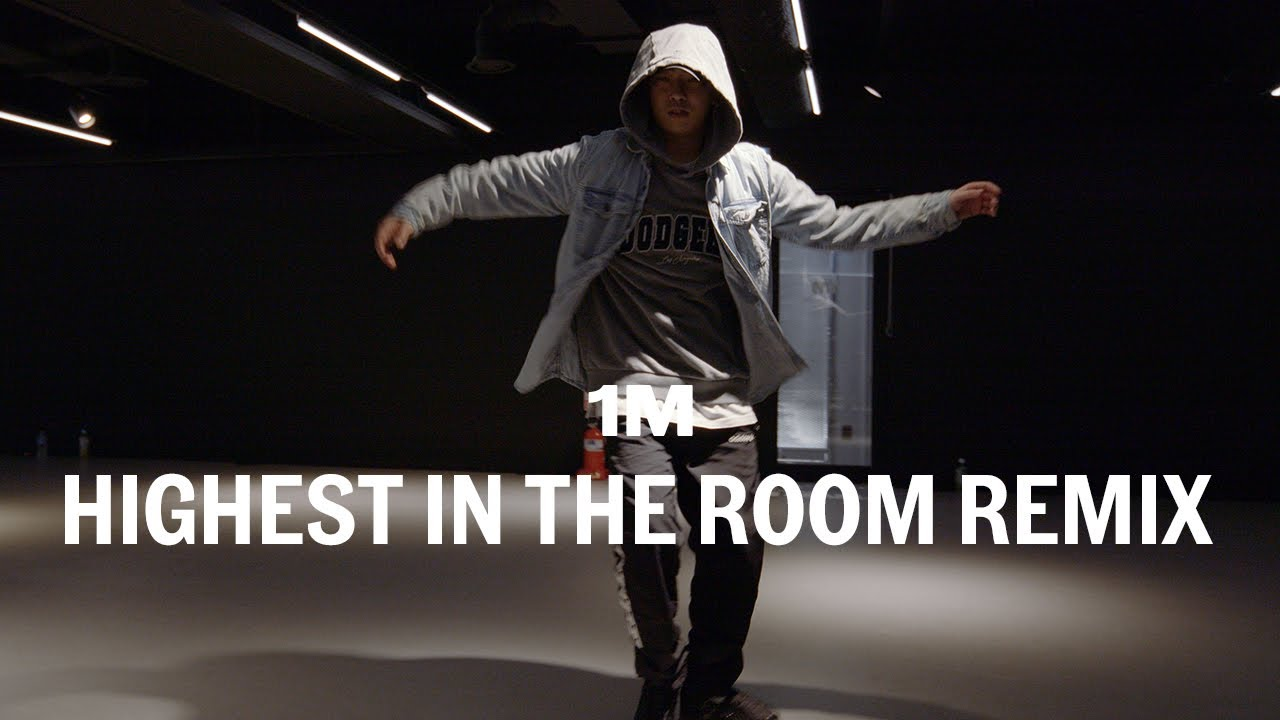 유튜브 댄스 Travis Scott – HIGHEST IN THE ROOM REMIX