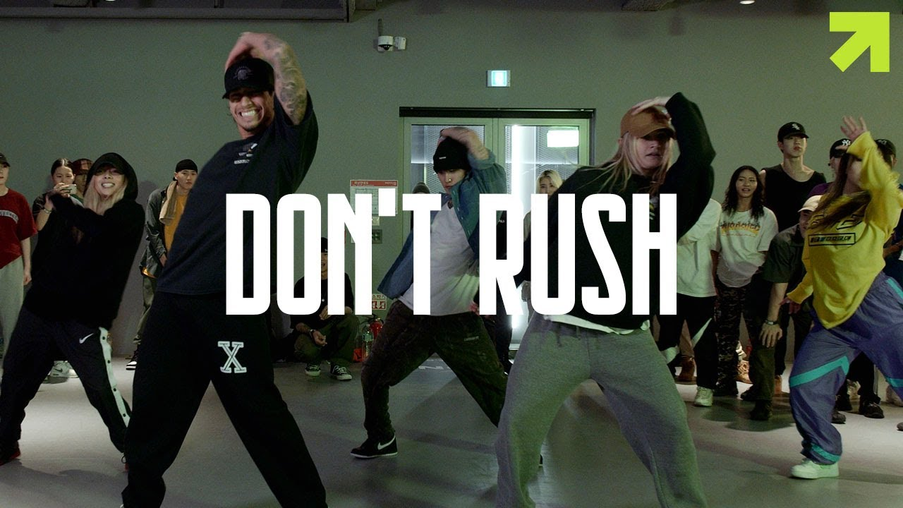 Young T & Bugsey – Don't Rush ft. Headie One / CJ Salvador Choreography