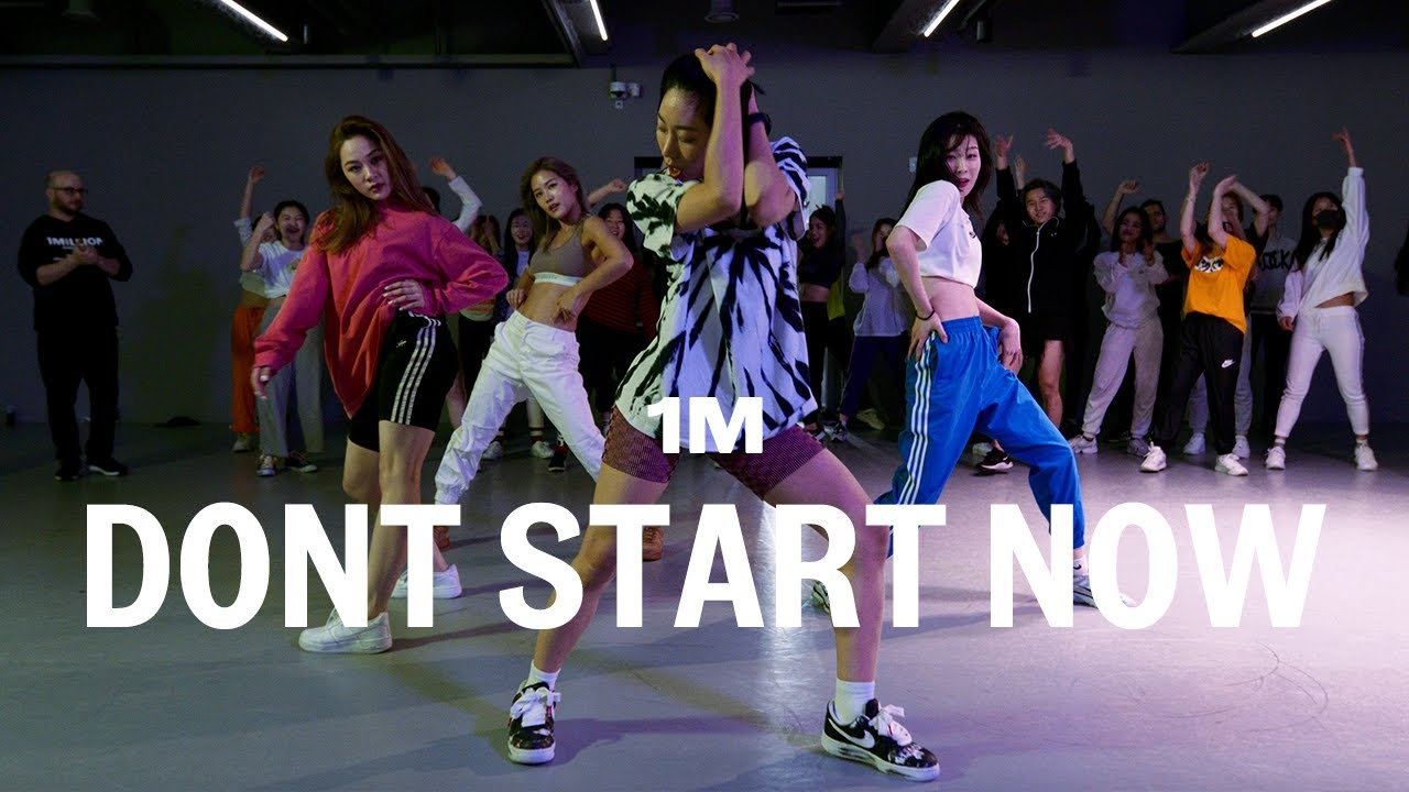 댄스 유튜버 Dua Lipa – Don't Start Now / Lia Kim Choreography