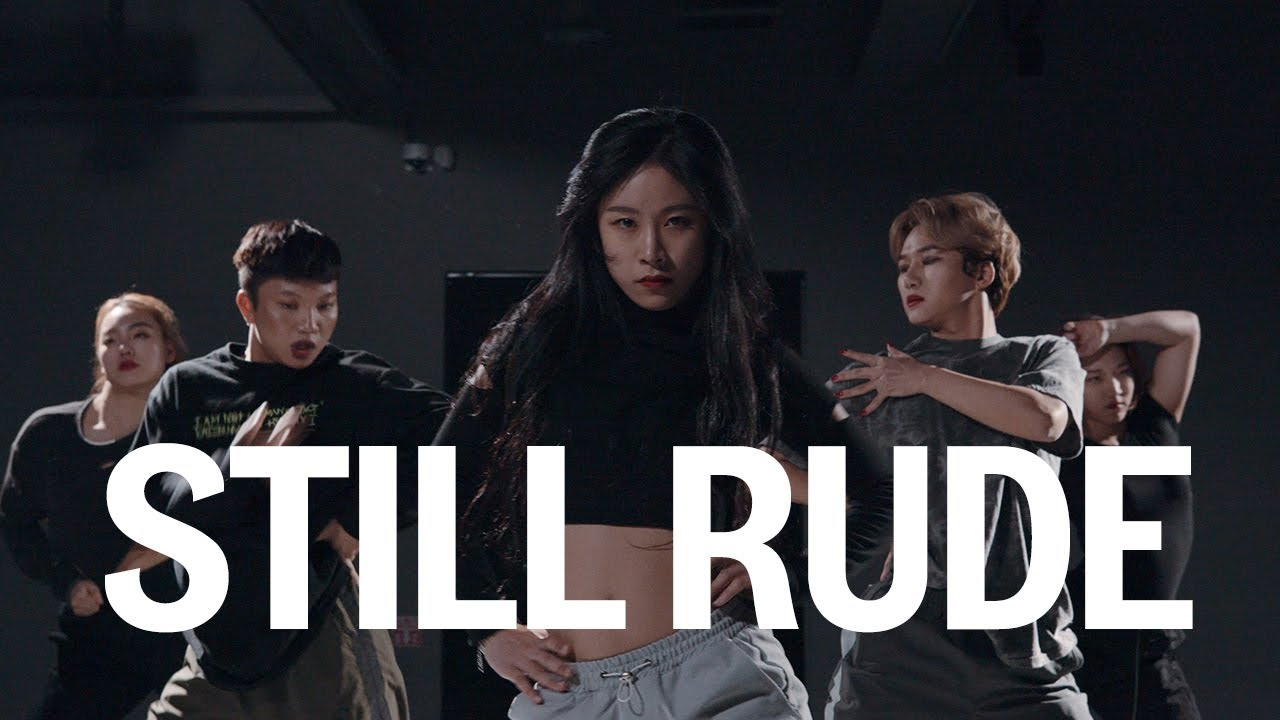 댄스 유튜버 Lulu Be. – Still Rude / Minny Park Choreography