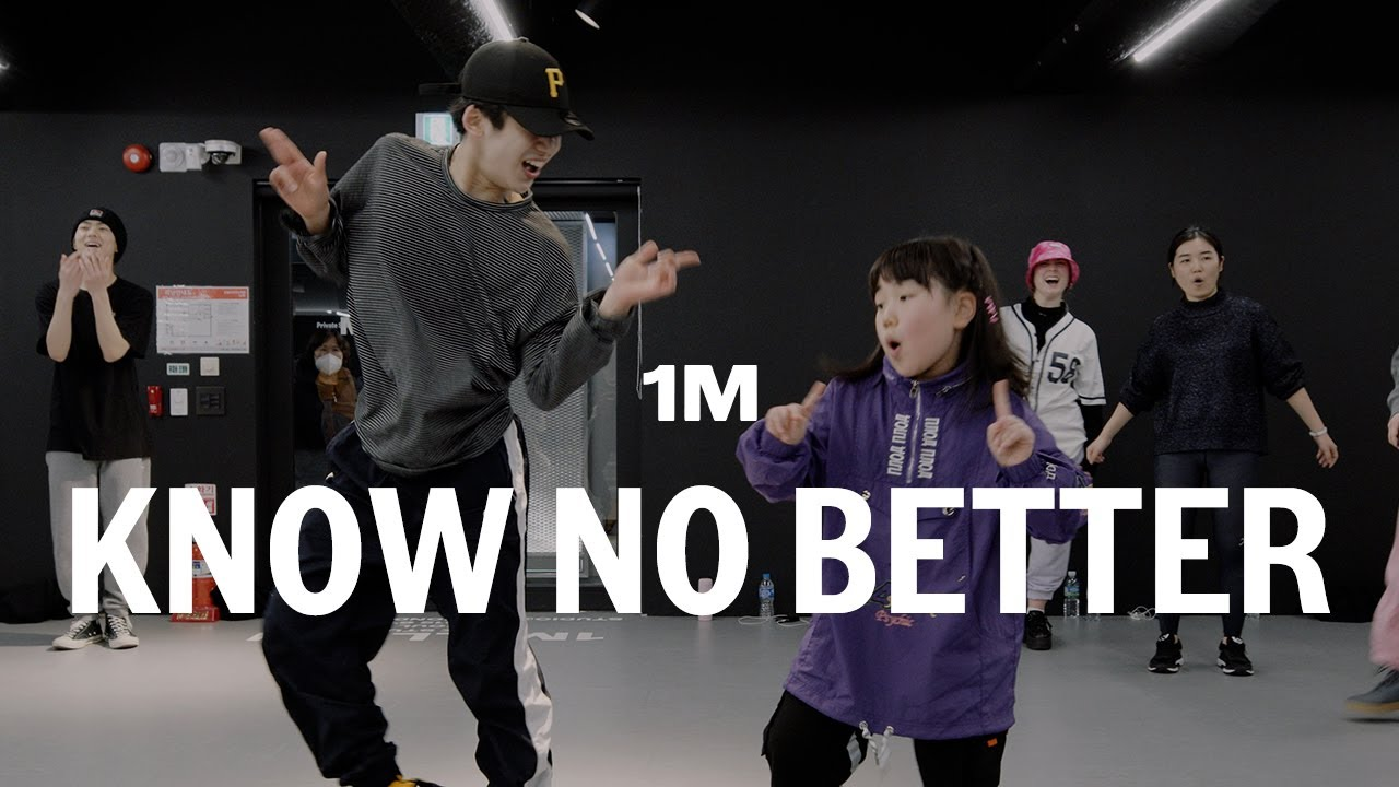 댄스 유튜버 Major Lazer – Know No Better ft. Travis Scott