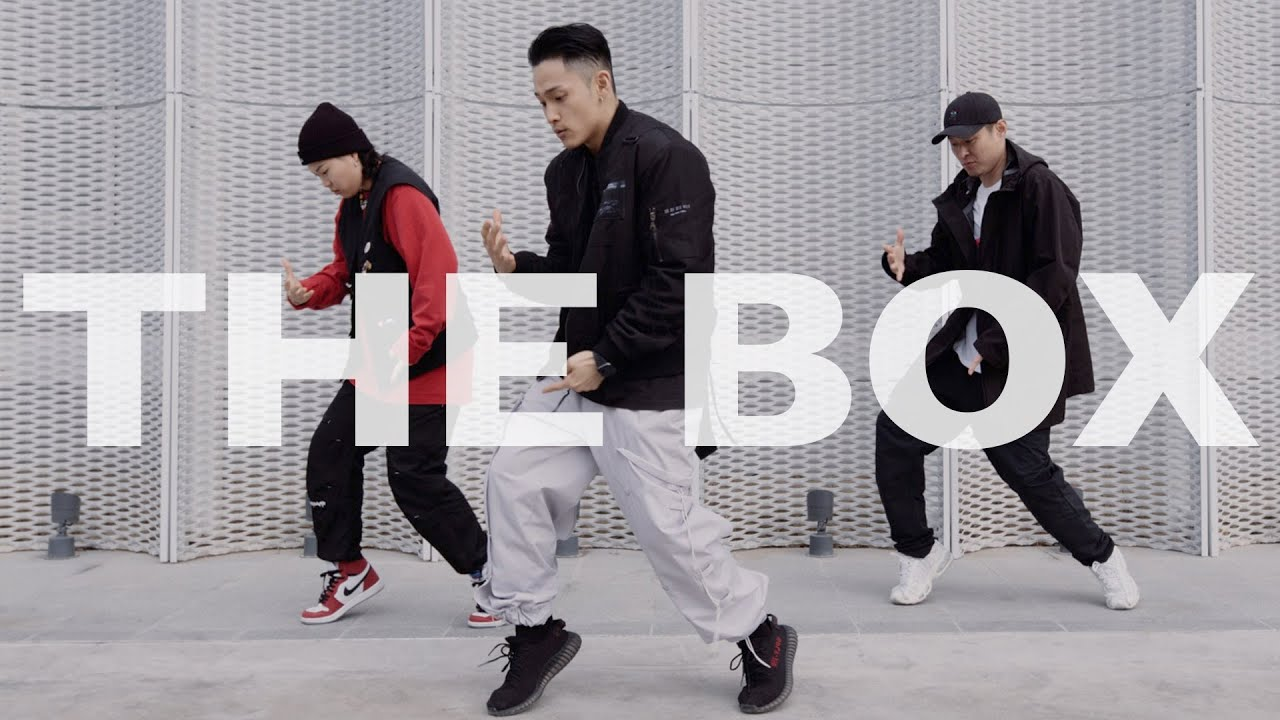 댄스 유튜버 Roddy Ricch – The Box / Bale Choreography