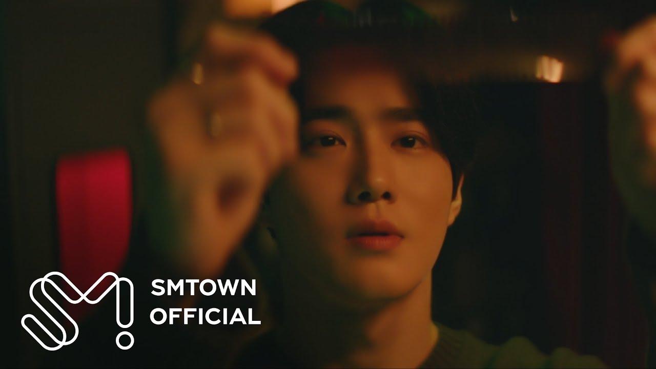 유튜버 EXO 동영상 SUHO 수호 '자화상 (Self-Portrait)' Album Flip Moment