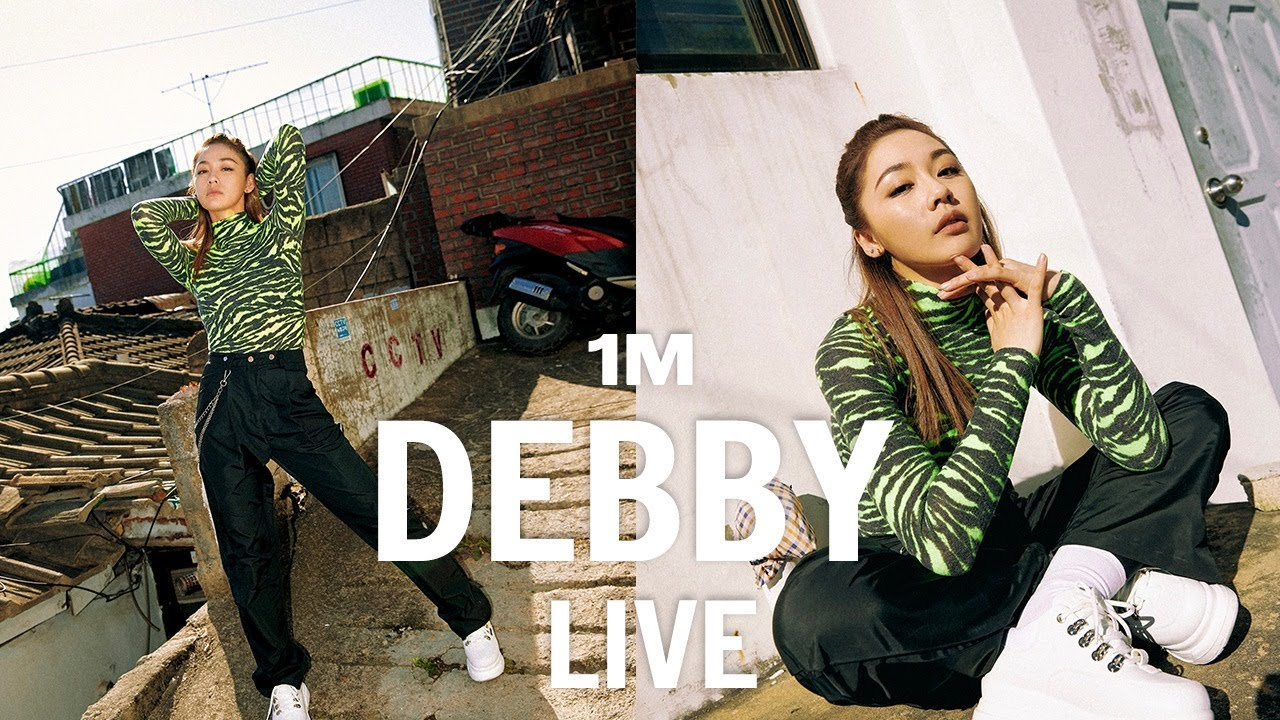 댄스 유튜버 1MILLION LIVE / Debby Choreography