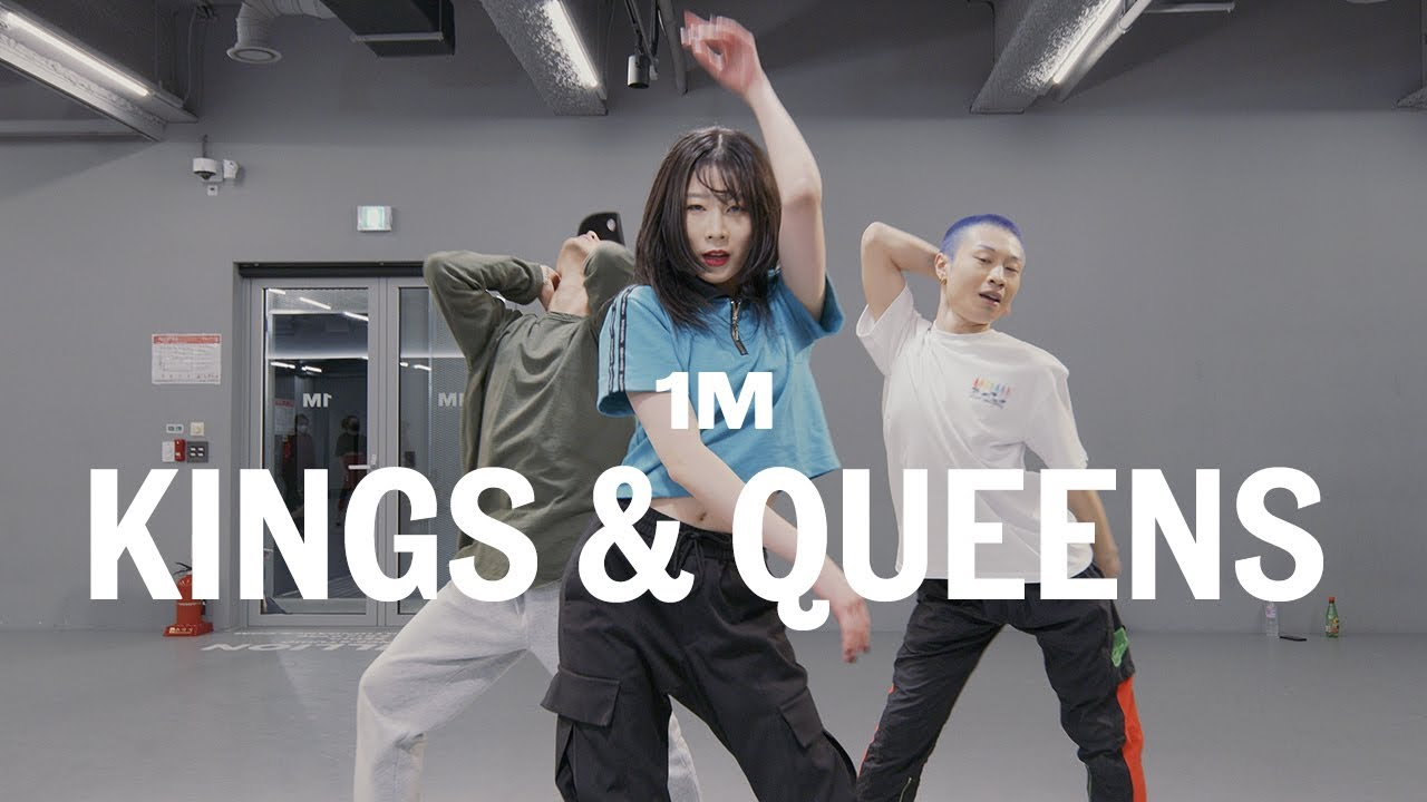 댄스 유튜버 Ava Max – Kings & Queens