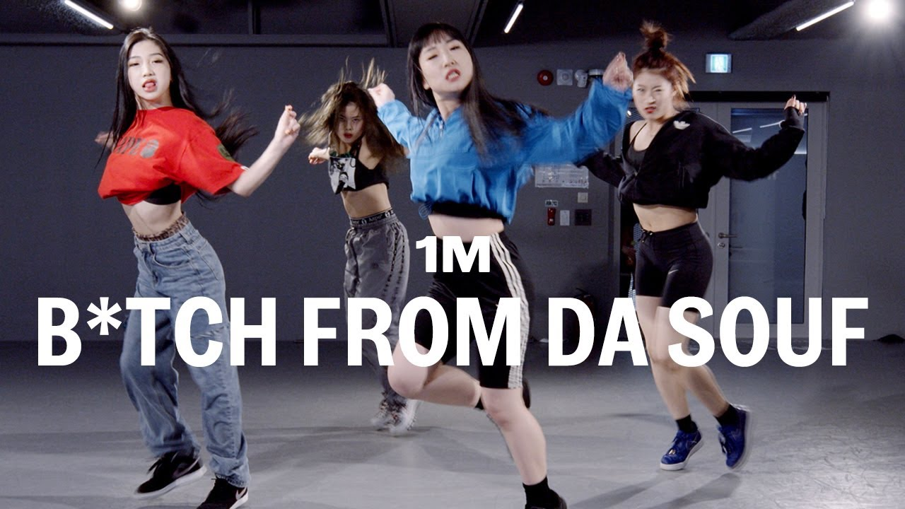 댄스 유튜버 Mulatto – B*tch From Da Souf Remix ft.