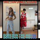 댄스 유튜버 When 1MILLION choreographers are Bored In The House
