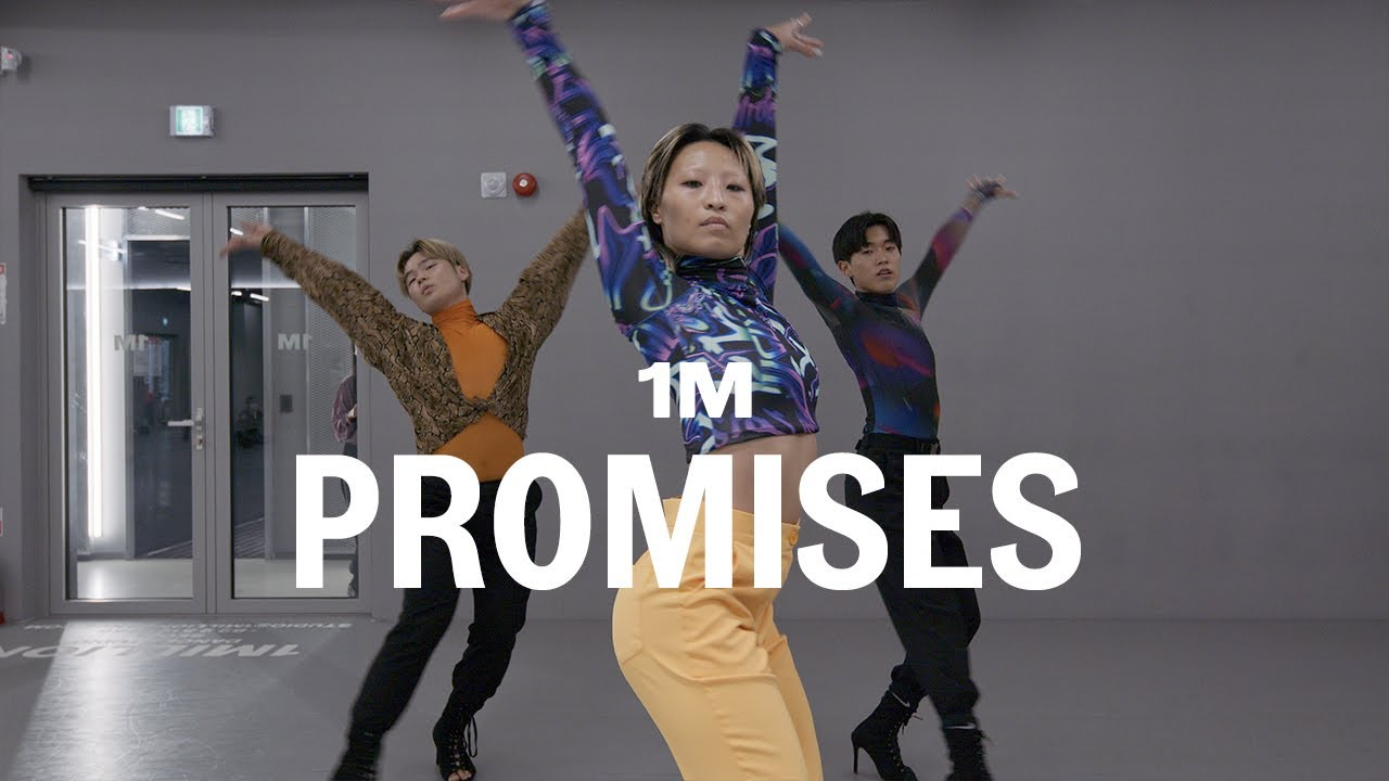 동영상 댄스 춤 배우기 Calvin Harris, Sam Smith – Promises