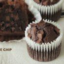 유튜브 요리 레시피 동영상 촉촉한 초코칩 머핀 만들기